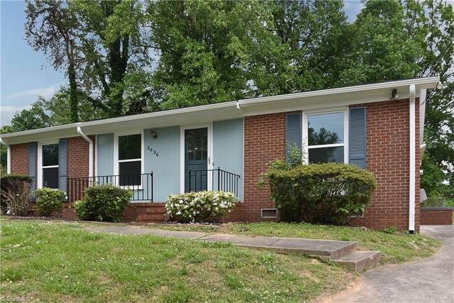 3636 Antietam Court, Winston Salem, NC 27106 (MLS #1023850) :: Berkshire Hathaway HomeServices Carolinas Realty