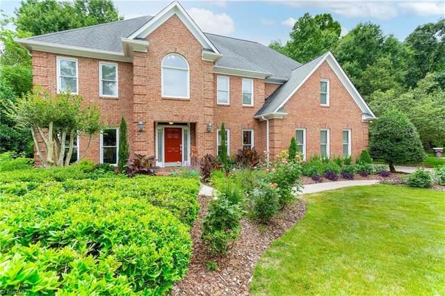 19 Winterberry Court, Greensboro, NC 27455 (MLS #1026060) :: Berkshire Hathaway HomeServices Carolinas Realty