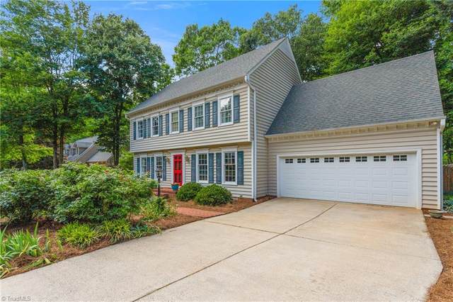 303 Tower Lane, Greensboro, NC 27410 (MLS #1026276) :: Berkshire Hathaway HomeServices Carolinas Realty