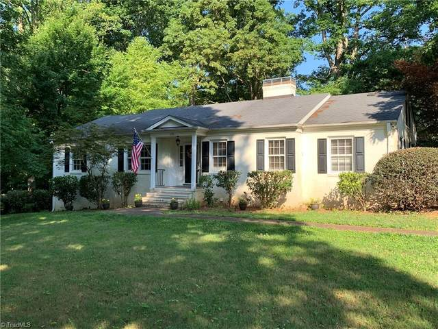 1231 Westridge Road, Greensboro, NC 27410 (MLS #1026960) :: Lewis & Clark, Realtors®