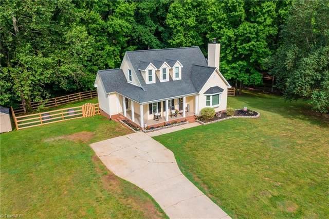 7105 Harper Ridge Court, Oak Ridge, NC 27310 (MLS #1027221) :: Berkshire Hathaway HomeServices Carolinas Realty