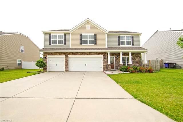 3972 Highland Creek Court, Pfafftown, NC 27040 (MLS #1027481) :: Berkshire Hathaway HomeServices Carolinas Realty