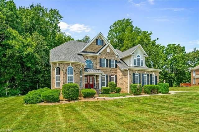 8523 Julina Drive, Oak Ridge, NC 27310 (MLS #1028038) :: Ward & Ward Properties, LLC