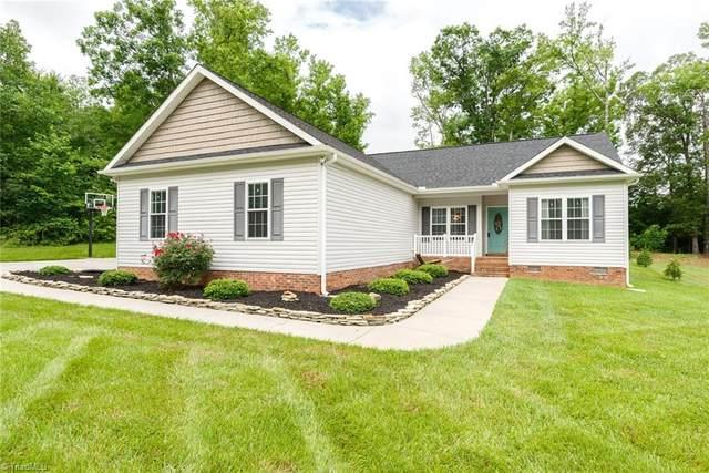 159 Pinta Court, Thomasville, NC 27360 (MLS #1028243) :: Berkshire Hathaway HomeServices Carolinas Realty