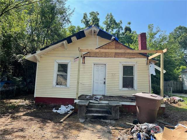 1513 Highland Avenue, Greensboro, NC 27403 (MLS #1030611) :: EXIT Realty Preferred