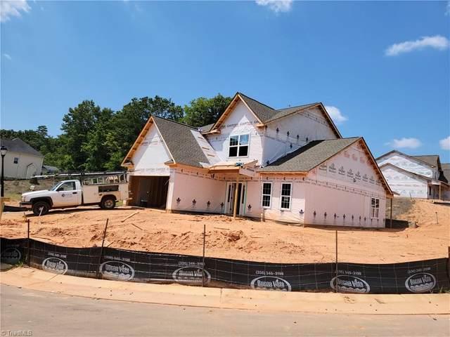 939 Woodview Ridge Trail #23, Lewisville, NC 27023 (#1031939) :: Mossy Oak Properties Land and Luxury