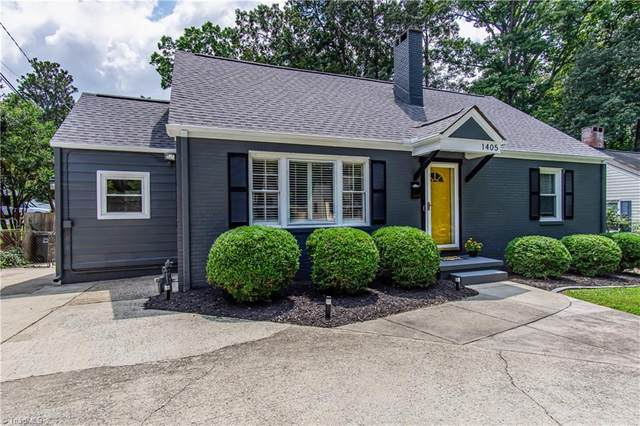 1405 Cardinal Place, Greensboro, NC 27408 (MLS #1034513) :: Hillcrest Realty Group