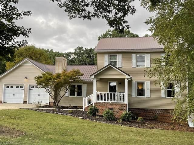 107 Glenridge Drive, Eden, NC 27288 (#1036335) :: Premier Realty NC