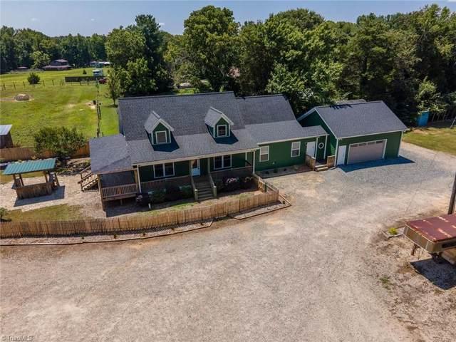 3809 Southeast School Road, Greensboro, NC 27406 (MLS #1037800) :: Berkshire Hathaway HomeServices Carolinas Realty