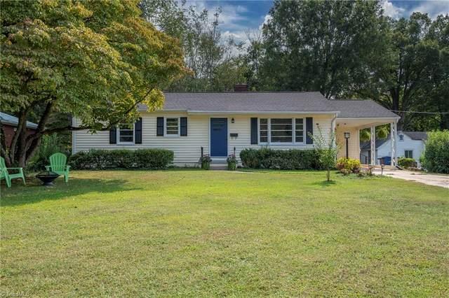 3346 Pollard Drive, Winston Salem, NC 27103 (MLS #1038502) :: Ward & Ward Properties, LLC