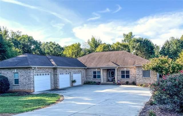 340 Fox Creek Lane, Lexington, NC 27292 (#1038902) :: Mossy Oak Properties Land and Luxury