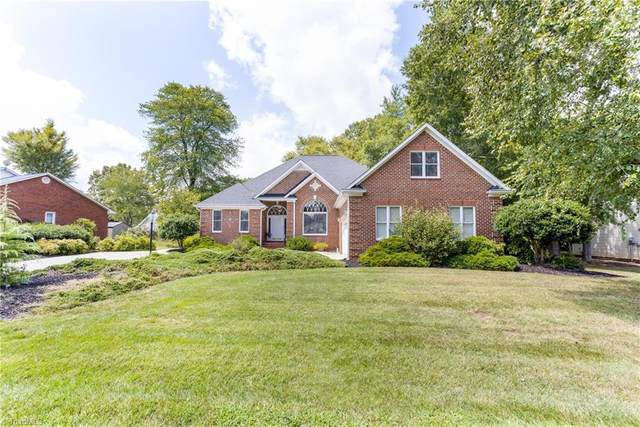 805 Lee Street, Gibsonville, NC 27249 (MLS #1039653) :: Ward & Ward Properties, LLC