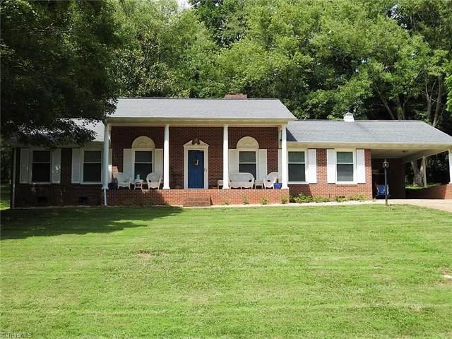130 Valleybrook Drive, Elkin, NC 28621 (MLS #1040146) :: Ward & Ward Properties, LLC