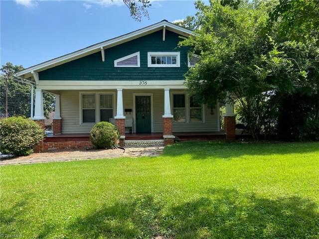 376 Gwyn Avenue, Elkin, NC 28621 (MLS #1040173) :: Ward & Ward Properties, LLC