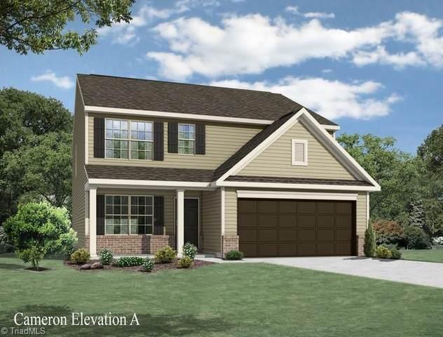 1923 Kippen Drive Lot 11, Kernersville, NC 27284 (MLS #1040414) :: Ward & Ward Properties, LLC