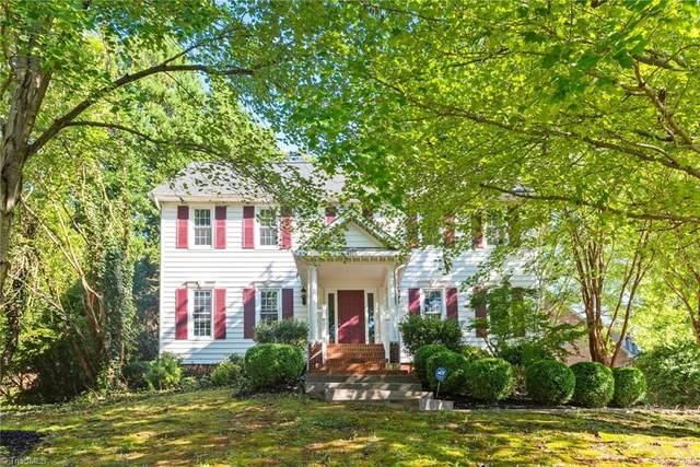 4101 Glencove Court, Winston Salem, NC 27106 (MLS #1040513) :: Ward & Ward Properties, LLC