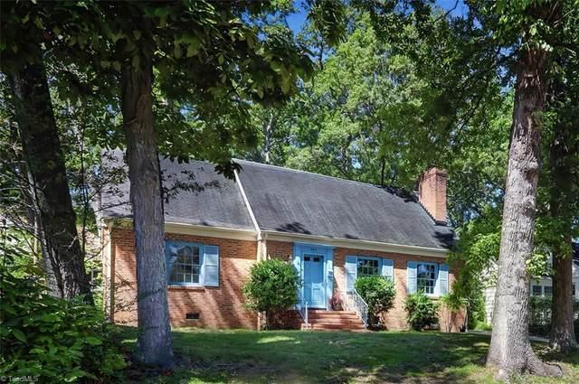 306 W Greenway Drive S, Greensboro, NC 27403 (MLS #1040686) :: Ward & Ward Properties, LLC