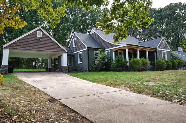 23 Forest Drive, Thomasville, NC 27360 (MLS #1040726) :: Berkshire Hathaway HomeServices Carolinas Realty