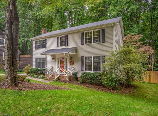 4419 Forest Walk Drive, Greensboro, NC 27455 (#1043425) :: Mossy Oak Properties Land and Luxury