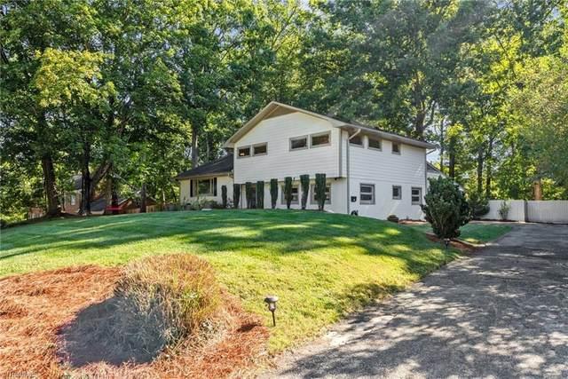 220 Mistletoe Drive, Greensboro, NC 27403 (#1043542) :: Premier Realty NC