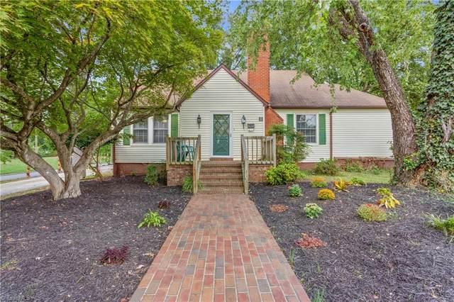 417 W Kime Street, Burlington, NC 27215 (MLS #1043983) :: Berkshire Hathaway HomeServices Carolinas Realty