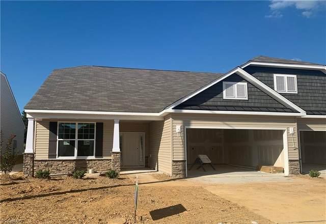 124 Oxford Ridge Court Lot 14, Kernersville, NC 27284 (MLS #1044261) :: Ward & Ward Properties, LLC