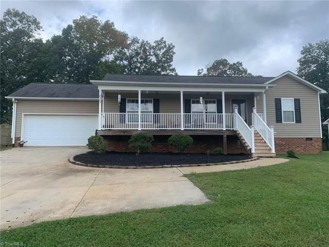 2365 Heritage View Lane, Thomasville, NC 27360 (MLS #1044581) :: Ward & Ward Properties, LLC