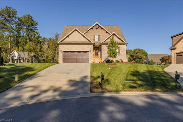 223 Winged Foot Court, Winston Salem, NC 27107 (MLS #1045970) :: Hillcrest Realty Group