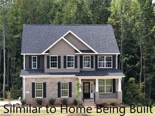 5430 Rambling Road Lot 01, Greensboro, NC 27409 (MLS #1046391) :: Berkshire Hathaway HomeServices Carolinas Realty
