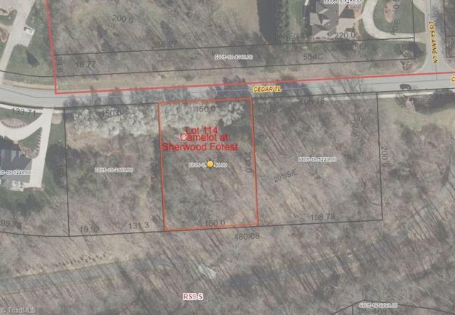 354 Cedar Trail, Winston Salem, NC 27104 (#560981) :: Mossy Oak Properties Land and Luxury