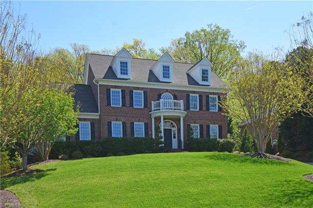 806 Jefferson Wood Lane, Greensboro, NC 27410 (MLS #830060) :: Kristi Idol with RE/MAX Preferred Properties