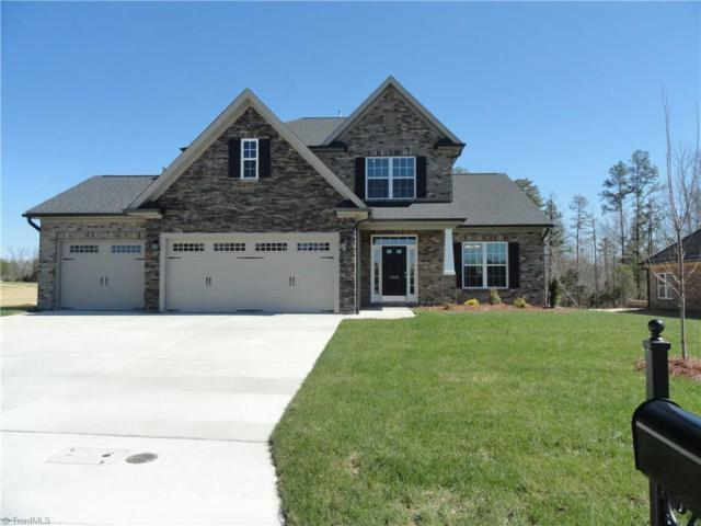2826 Fallin Court, High Point, NC 27262 (MLS #850142) :: Kristi Idol with RE/MAX Preferred Properties