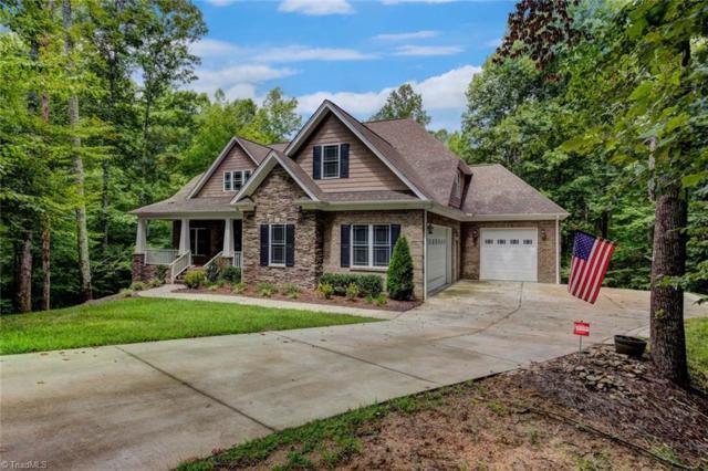 7381 Hidden View Drive, Oak Ridge, NC 27310 (MLS #851564) :: Kristi Idol with RE/MAX Preferred Properties