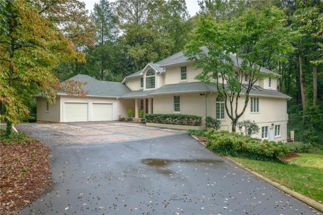 1850 Greenbrier Road, Winston Salem, NC 27104 (MLS #853163) :: Banner Real Estate