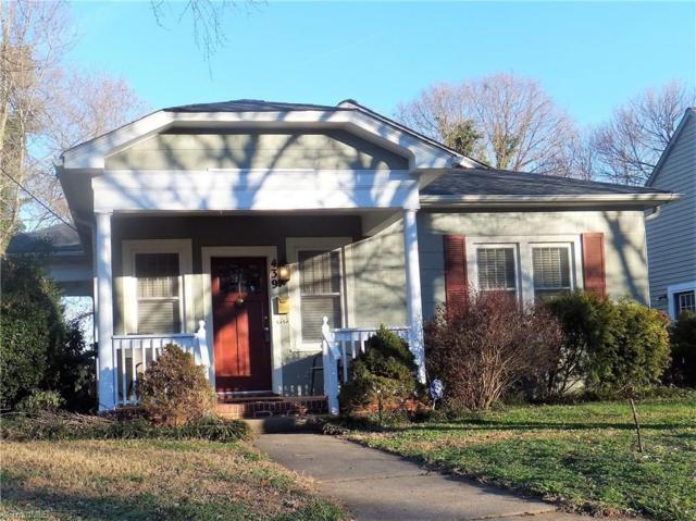 439 Brent Street, Winston Salem, NC 27103 (MLS #861254) :: Banner Real Estate