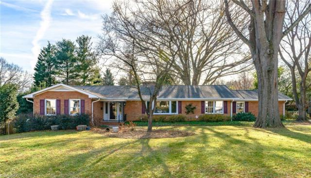 2308 S Bitting Road, Winston Salem, NC 27104 (MLS #861348) :: Banner Real Estate