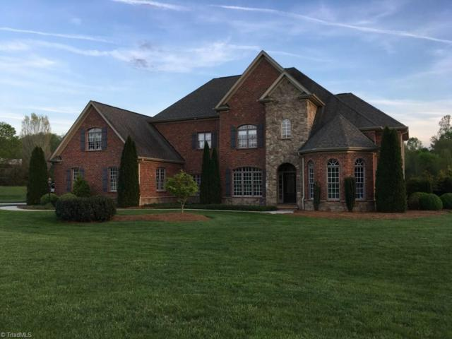 7750 Seasons Hollow Road, Lewisville, NC 27023 (MLS #870674) :: Banner Real Estate