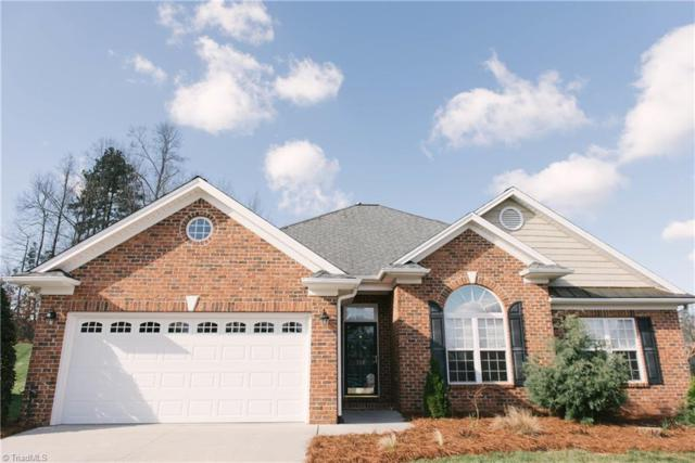288 Fryes Creek Lane, Clemmons, NC 27012 (MLS #878347) :: NextHome In The Triad