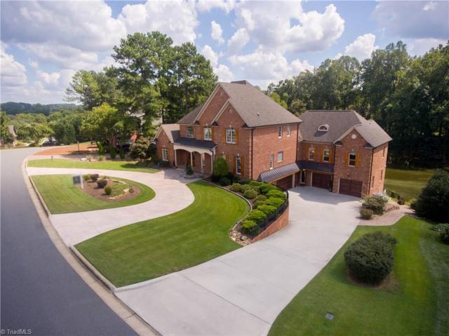 173 James Way, Advance, NC 27006 (MLS #880376) :: Kristi Idol with RE/MAX Preferred Properties
