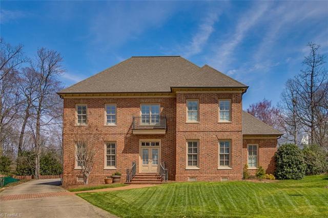6 Grey Oaks Circle, Greensboro, NC 27408 (MLS #881074) :: Lewis & Clark, Realtors®