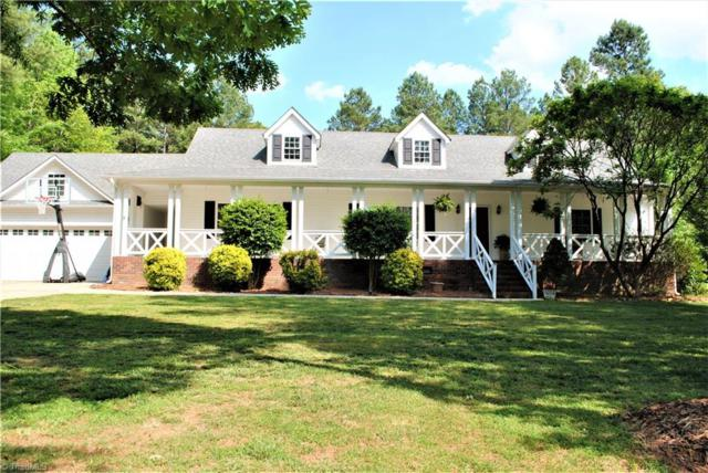 416 Cove Wood Drive, Denton, NC 27239 (MLS #882240) :: Lewis & Clark, Realtors®