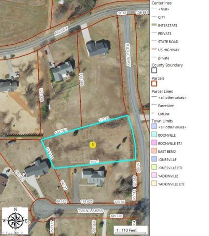 0 Ridgeway Drive, East Bend, NC 27018 (MLS #882440) :: Kristi Idol with RE/MAX Preferred Properties