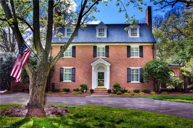 616 N Stratford Road, Winston Salem, NC 27104 (MLS #882695) :: Banner Real Estate