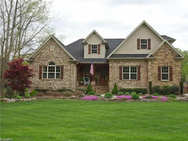 176 Seay Drive, Advance, NC 27006 (MLS #882757) :: Banner Real Estate