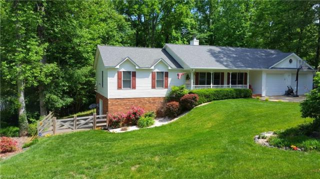 1201 Marlborough Lane, Winston Salem, NC 27105 (MLS #883708) :: Banner Real Estate