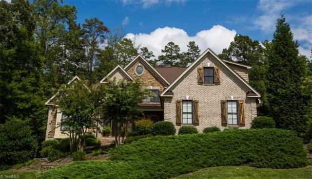 7700 Chesterbrooke Drive, Greensboro, NC 27455 (MLS #886397) :: Kristi Idol with RE/MAX Preferred Properties