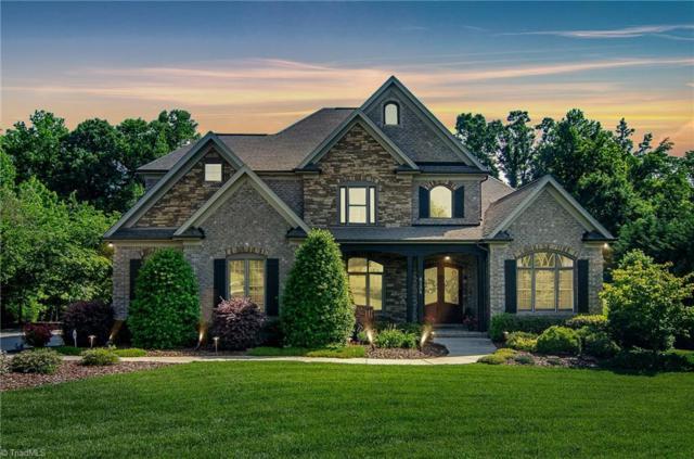 8134 Zinfandel Drive, Kernersville, NC 27284 (MLS #886729) :: Kristi Idol with RE/MAX Preferred Properties