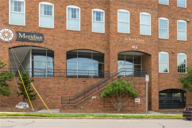 411 S Marshall Street #110, Winston Salem, NC 27101 (MLS #889399) :: Kristi Idol with RE/MAX Preferred Properties