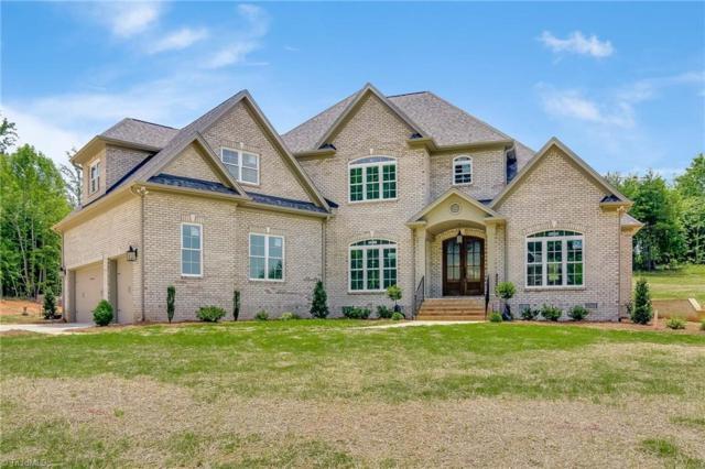 8612 Robert Jessup Drive, Greensboro, NC 27455 (MLS #890581) :: Kristi Idol with RE/MAX Preferred Properties