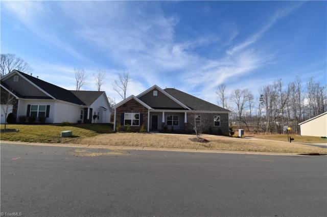 5407 Holbein Gate Road Lot 23, Walkertown, NC 27051 (MLS #891788) :: Ward & Ward Properties, LLC